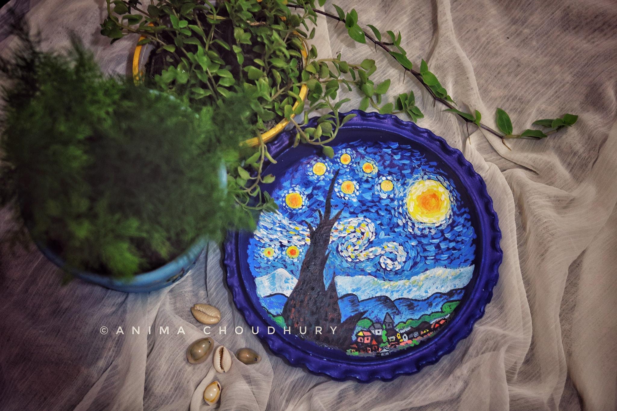 Anima Choudhury – Painting