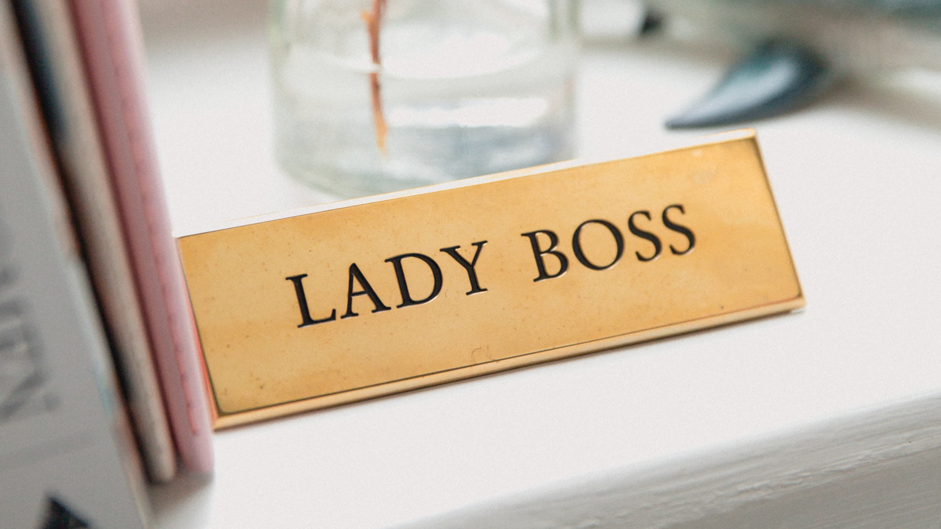 Introducing the BOSS LADY