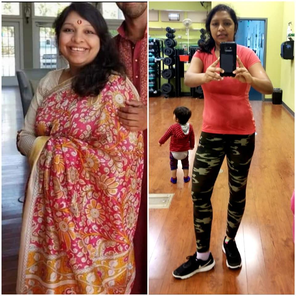 Riffat Tahmin Khalil Diya – Weight Loss Inspiration